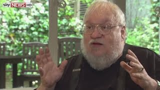 George RR Martin On Why He Hates Censorship