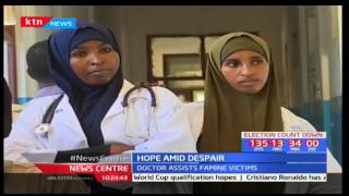 HOPE AMID DESPAIR: About 6.2 million people face starvation in Somalia