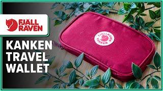Fjallraven Kanken Travel Wallet Review (2 Weeks of Use)
