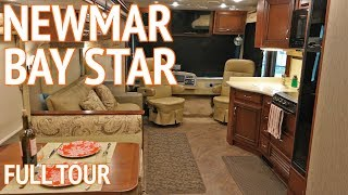 Full Tour of Newmar Bay Star Class A Motorhome
