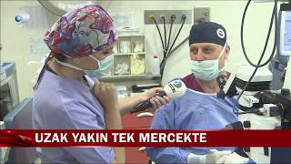 Op. Dr. Levent Akçay Kanal D'de Trifokal Mercek Tedavilerini Anlatıyor