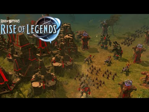 Gameplay de Rise of Nations: Rise of Legends