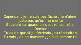 Eminem Ft Dido   Stan ( Traduction )