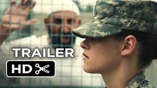 Camp X Ray Official Trailer #1 (2014)   Kristen Stewart Movie HD