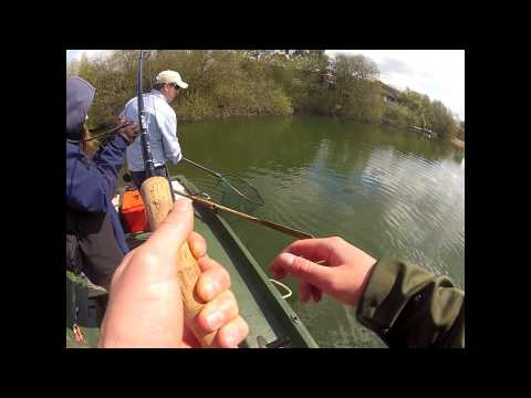 Pike on the fly with Tom Gordon