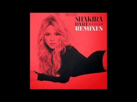 Shakira - Dare (La La La) (Chuckie Remix) (Audio)
