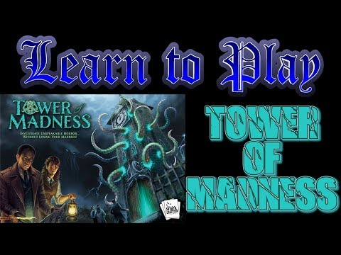 Learn to Play: Tower of Madness