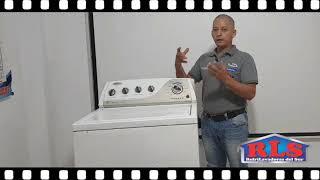 modo diagnostico,lavadora whirpool VMW, #1