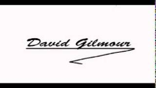 preview picture of video 'Raise My Rent - David Gilmour'