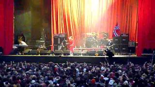 Faith No More - Poker Face + Chinese Arithmetic - Download Festival 2009
