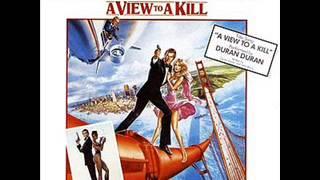 James Bond - A view To A Kill soundtrack FULL ALBUM
