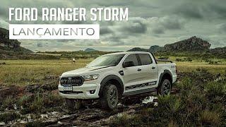 Ford Ranger Storm - Lançamento
