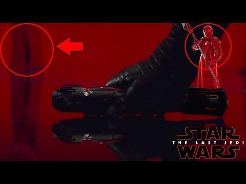 Star Wars The Last Jedi Trailer 2 Teaser IN-DEPTH Breakdown