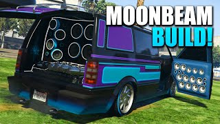 GTA 5 Lowrider DLC: Moonbeam Customisation/Drive - Concert On Wheels!
