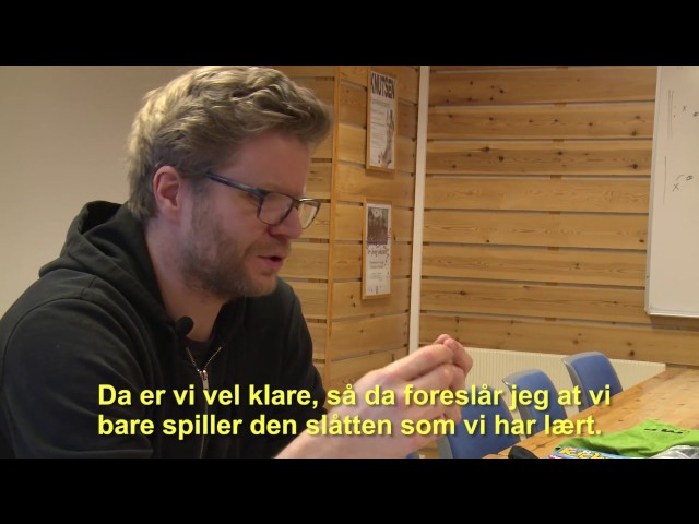 De nominerte er: Anders Røine