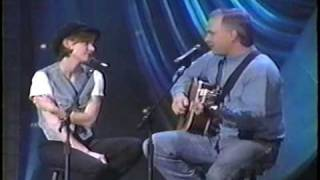 Martina McBride - 05  Martina Talks & Sings with Garth Brooks (Part 1) - Full Speed Ahead
