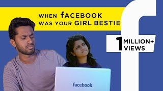 When Facebook was your Girl Bestie   English Subtitles   Awesome Machi