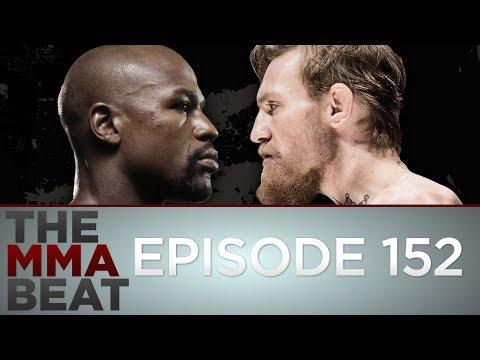The MMA Beat: Mayweather vs. McGregor Edition