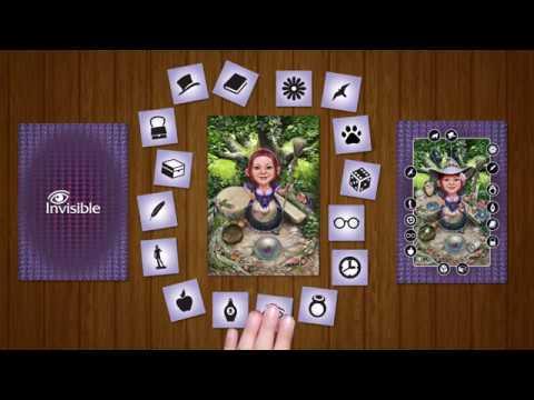 Invisible hivatalos magyar nyelvű bemutató videó