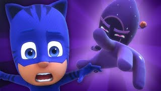 PJ Masks Full Episodes 🌒 Best of Night Ninja ⭐️ Season 2 ⭐️ HD 4K | PJ Masks
