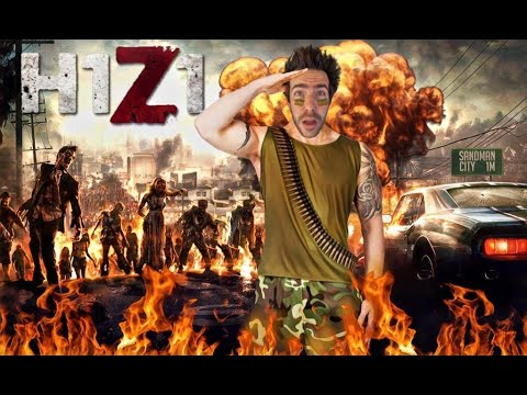 LATE NIGHT H1Z1 IS BACK