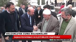 Ahmet Pekyatırmacı vatandaşla buluştu