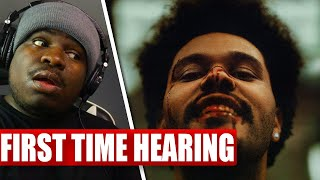 The Weeknd - Hardest To Love (Audio) - REACTION