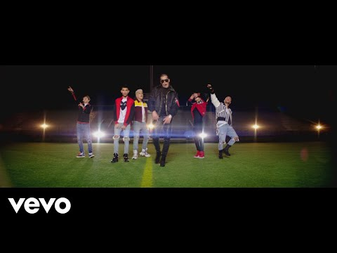 "Pinto ""Wahin"" - 24 Horas (Official HDR Video) ft. CNCO"