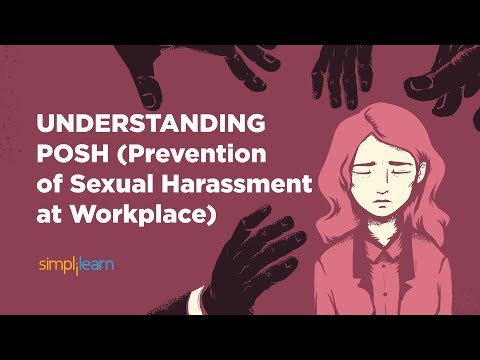 Sexual Harassment At Workplace | POSH Training Video ... - YouTube