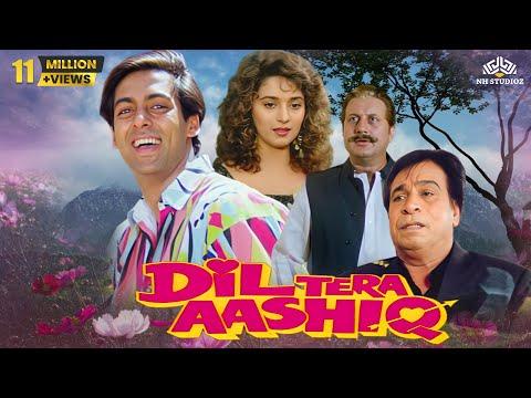 Dil Tera Aashiq   Salman Khan and Madhuri Dixit   Bollywood Hindi Movie
