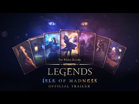 The Elder Scrolls: Legends - Isle of Madness Trailer thumbnail