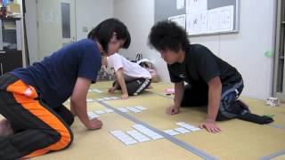 Tina's Japan Vlog #3 Karuta