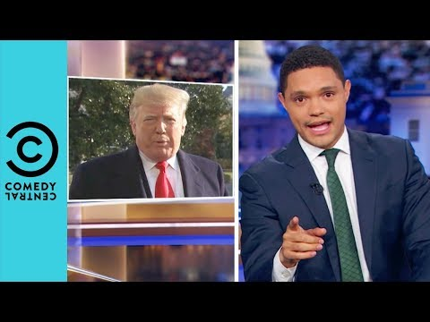 Download Donald Trump's Masterclass in Denial | The Daily Show With Trevor Noah HD Mp4 3GP Video and MP3