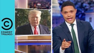 Donald Trump's Masterclass in Denial | The Daily Show With Trevor Noah