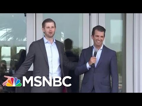 New Michael Cohen Subpoena Could Mean New Legal Trouble For Trump Family | Rachel Maddow | MSNBC