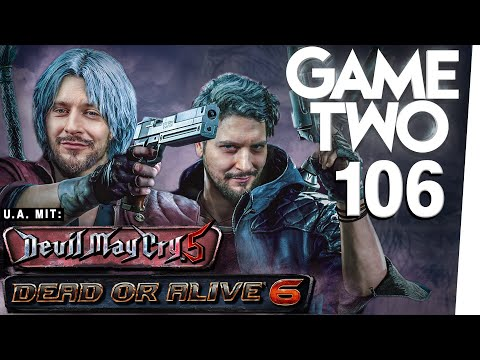 Devil May Cry 5, Dead or Alive 6, Serious Games - ernster Spielspaß? | Game Two #106