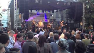 Video Cankisou in Brussel 2013, Antory Peca live
