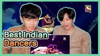 Korean Reacts to 【India's Best Dancer】 | Sadhwi और Himanshu के Dance ने बनाया एक
