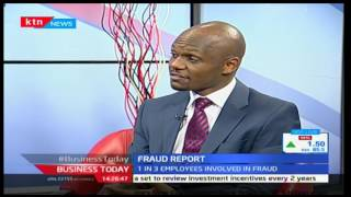 Business Today: New Fraud Report paints grim picture
