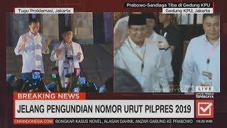 Download Video Jokowi-Ma'ruf di Tugu Proklamasi, Prabowo-Sandi Tiba di KPU MP3 3GP MP4