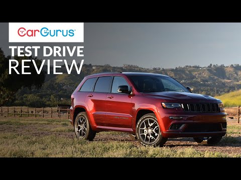 External Review Video V6GboY4FIcU for Jeep Grand Cherokee (4th Gen)
