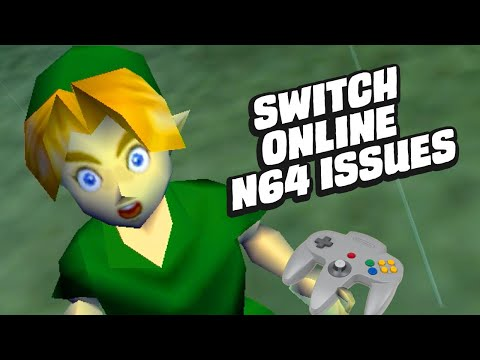 N64 on Switch Has Some Issues   GameSpot News
