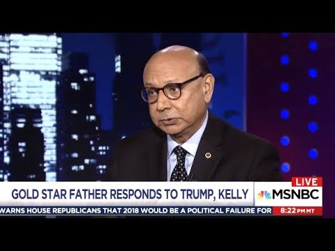 Khan: John Kelly Doesn't Have The Courage To Apologize - MSNBC