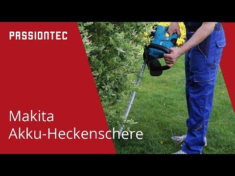 Makita DUH651Z Akku-Heckenschere im Test | Passiontec