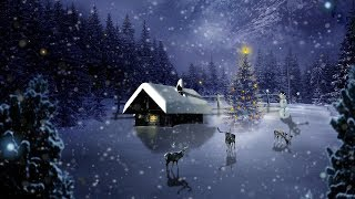 """Christmas Instrumental music, Piano Christmas Music """"Merry and Bright"""" By Tim Janis"""