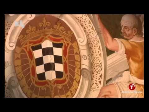 El Cuentakilómetros.El Palacio del Marqués de Santa Cruz, en el Viso del Marqués, Ciudad Real