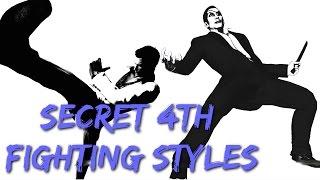 Yakuza 0 - How To Unlock Secret 4th Fighting Styles
