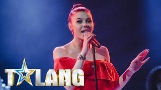 Gambar cover Dao framför känslosam sång i Talang 2018 - Talang (TV4)