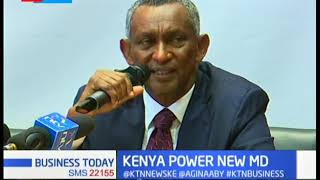 Bernard Ngugi appointed as new Managing Director of KPLC   Business Today