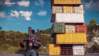 Just Cause 3: JENGA!
